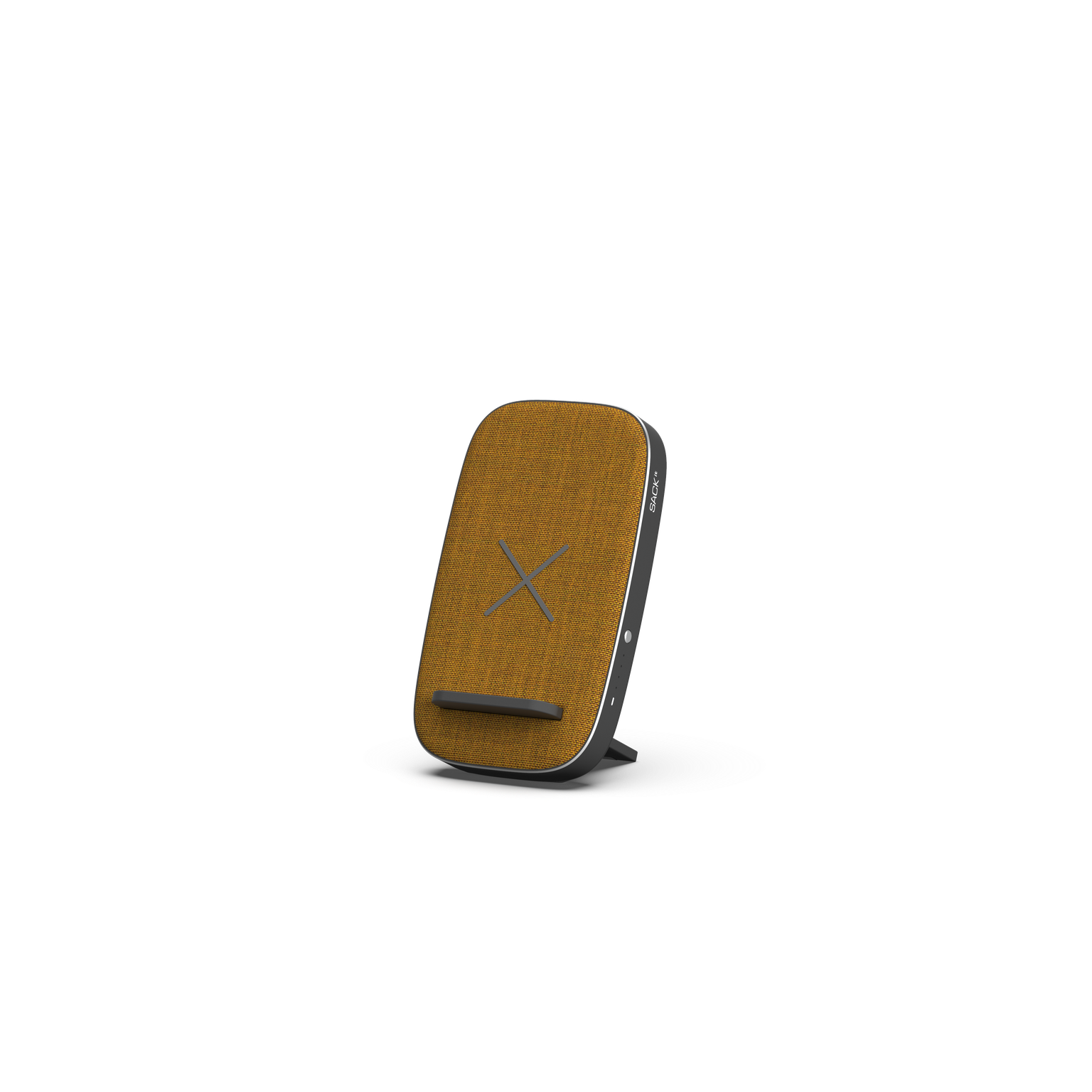 SACKit - CHARGEit Stand– Wireless Charger - Curry