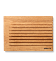 GLOBAL - Cutting Board 35 x 25 cm - Oak (17476)