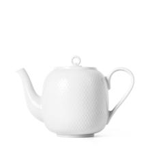 Lyngby Porcelæn - Rhombe Tekande 1,9 L - Hvid