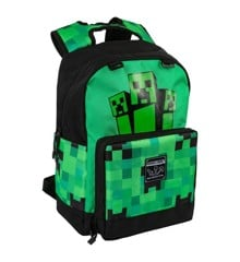 Minecraft 17 Creeper Fatigued Again Backpack
