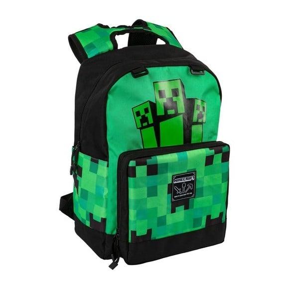 Minecraft 17 Creeper Fatigued Again Backpack