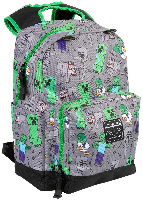 Minecraft 17 Overworld All Over Backpack