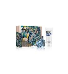 Diesel - Only the Brave EDT 50 ml + Shower Gel 50 ml - Giftset
