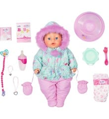 Baby born - Soft Touch Dukke - Winter Edition