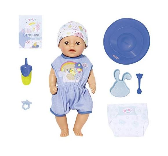 Baby Born - Little Boy 36cm (827338)