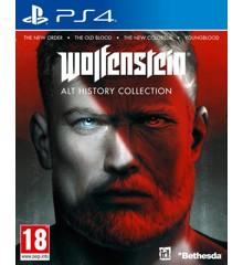 Wolfenstein: Art History Collection