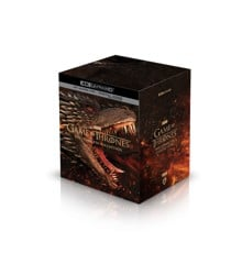 ​Game of thrones complete season 1 - 8 4K UHD Complete