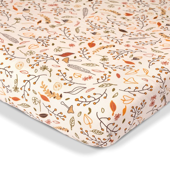 That's Mine - Bed Sheet Baby 60 x 120 cm - Autumn Flower (SS211)