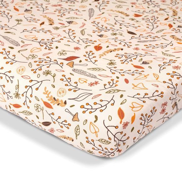 That's Mine - Bed Sheet Junior 70 x 160 cm - Autumn Flower (SS216)