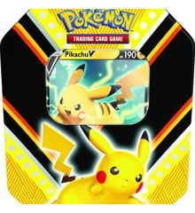 Pokemon - Tin Fall V - Pikachu (Pokemon Trading Cards) (POK80779A)