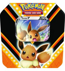 Pokemon - Tin Fall V - Eevee (Pokemon Trading Cards) (POK80779B)