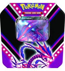 Pokemon - Tin Fall V - Eternatus (Pokemon Kort)