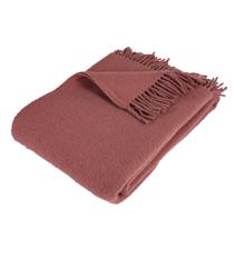 ARCTIC - Wool Blanket - Terracotta 130x200 cm (59211)