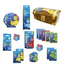 Tinti - Treasure chest - 16 parts (370516)