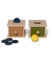 That's Mine - Wooden Sorting Boxes 2-pack (T141)