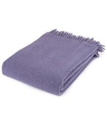 ARCTIC - Uldplaid - Lavendel (130x200 cm)