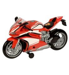 Teamsterz - Street Starz Wheelie Bike - Red
