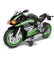 Teamsterz - Street Starz Wheelie Bike - Black