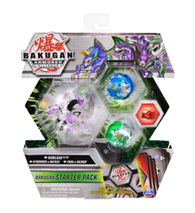 Bakugan - Starter Pack - Armored Alliance - Diamond Howlkor