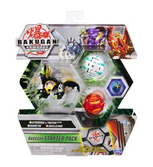 Bakugan - Starter Pack - Armored Allianc - Hydorous x Trhyno