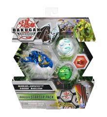 Bakugan - Starter Pack - Armored Allianc - Howlkor x Serpenteze