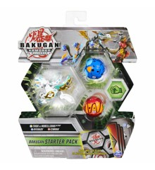 Bakugan - Starter Pack - Armored Allianc - Trox X Nobillious