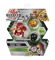Bakugan - Starter Pack - Armored Allianc - Pegatrix x Goreene