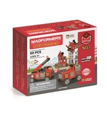 Magformers - Amazing Rescue sæt, 50 dele (3071)