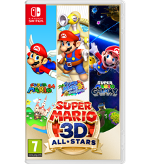 Super Mario 3D All-Stars (IT)