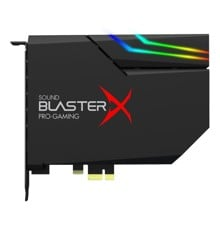 Creative - Sound BlasterX AE-5 Plus Black
