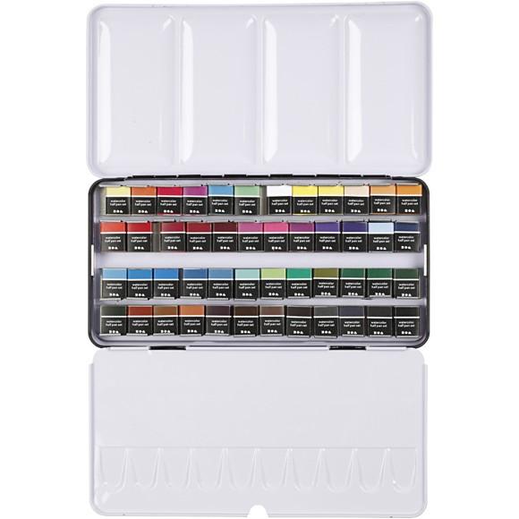 Art Aqua - Watercolor (48 colors) (34245)