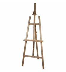 Easel - Beech wood (H: 200 cm)