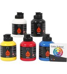 Pigment Art School - Primary colors