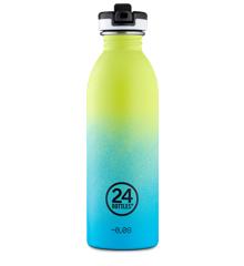 24 Bottles - Urban Bottle 0,5 L - Titan (24B56)