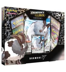 Pokemon - Champion's Path Coll: Dubwool V Box - Sword & Shield 3.5 (Pokemon Kort)