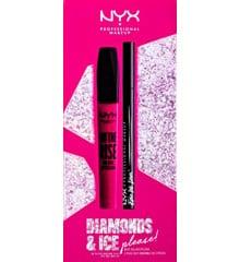 NYX Professional Makeup - Best Seller Eye Duo - Gavesæt