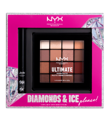 NYX Professional Makeup - Shadow & Liner Kit - Giftset