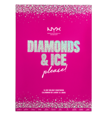 NYX Professional Makeup - Advent Calendar 24 days