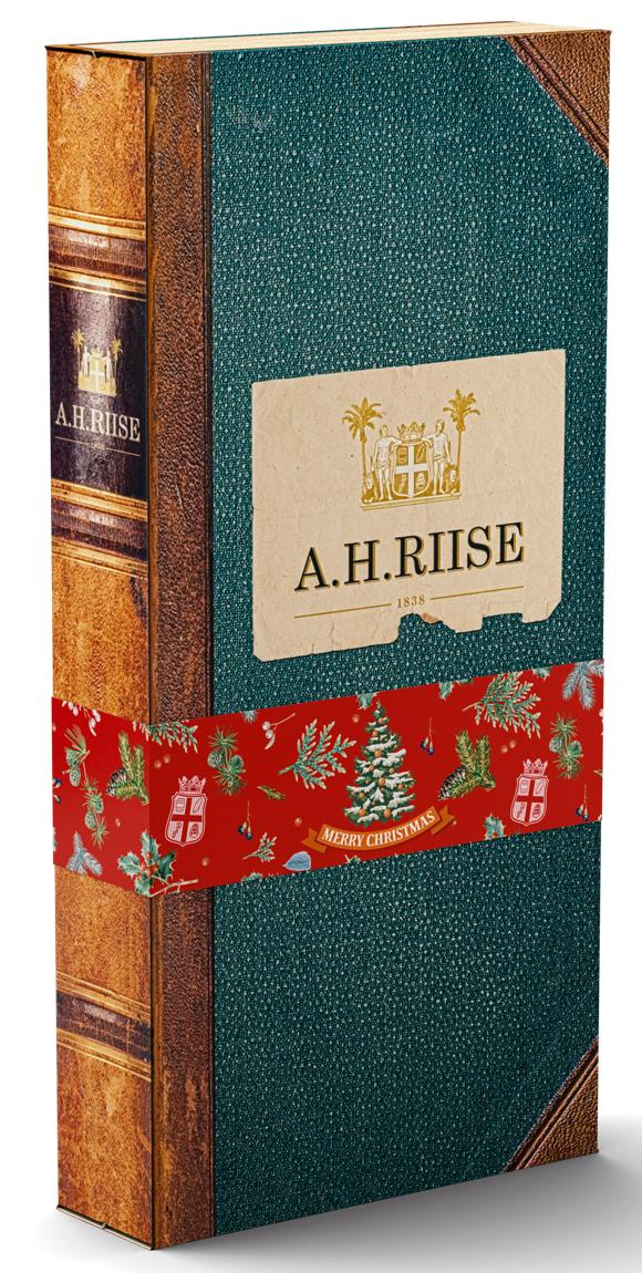 A.H. Riise - Julekalender 2020