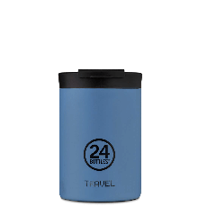 24 Bottles - Travel Tumbler 0,35 L - Powder Blue (24B622)