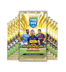 Adrenalyn XL - Fifa 365 20/21 Booster Pack Bundle (10 x Booster Packs)