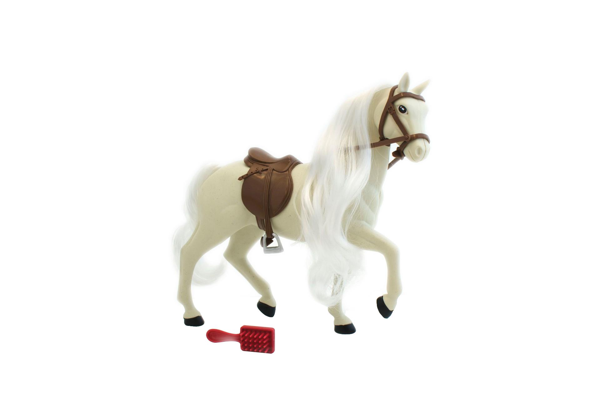 Royal Breeds - Dapple Grey Stallion (85001D)