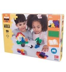 Plus Plus - BIG Learn to Build, 60 dele (3288)