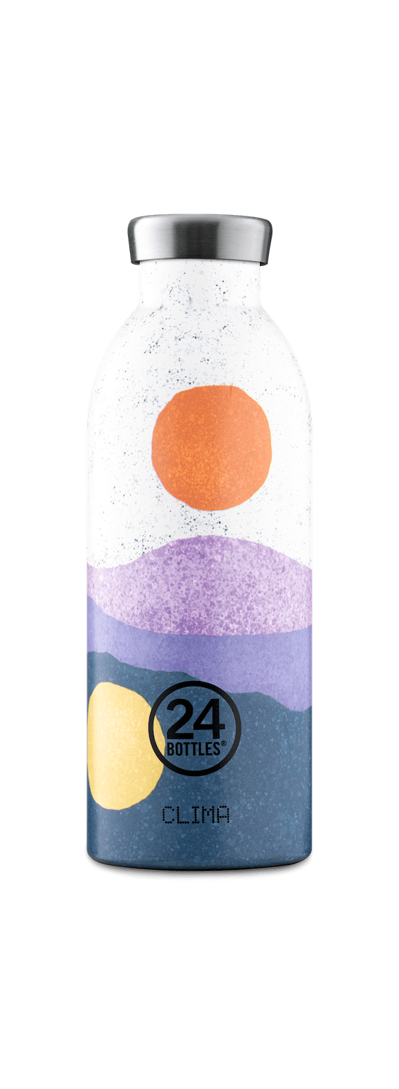 24 Bottles - Clima Bottle 0,5 L - Midnight Sun (24B541)