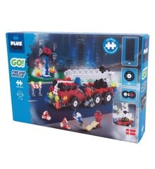 Plus Plus Go - Fire and Rescue (7009)