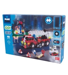 Plus Plus Go - Fire and Rescue byggesæt (7009)