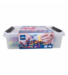 Plus-Plus - Storage Box Mix - 2400 pcs (3406)