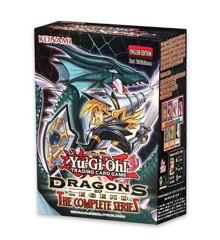 Yu-Gi-Oh - Dragons of Legends Komplet Sæt (Yu-Gi-Oh Kort)