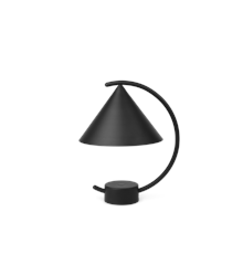Ferm Living - Meridian Lamp - Black (110143101)