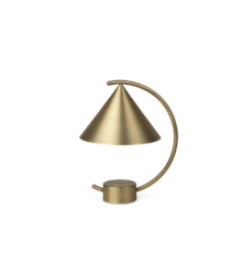 Ferm Living​ - Meridian Lamp - Brass (110177501)